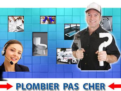 Assainissement Canalisations Chatenay sur Seine 77126